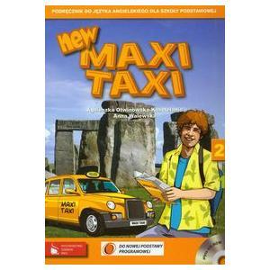 New Maxi Taxi 2. Podręcznik + CD