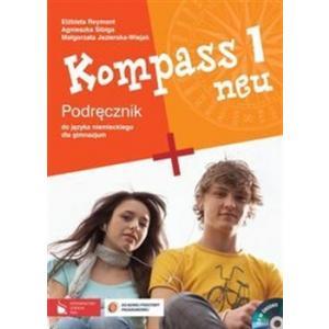 Kompass 1 Neu. Podręcznik + CD