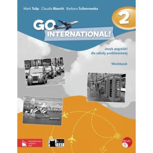 Go International! 2 Język Angielski. Ćwiczenia. Klasa 5 Szkoła Podstawowa