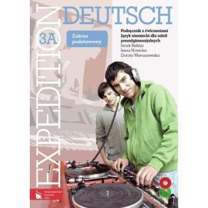Expedition Deutsch 3A Podręcznik z ćwiczeniami +CD