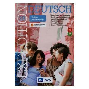 Expedition Deutsch 3B. Podręcznik z Ćwiczeniami + CD. Poziom Podstawowy