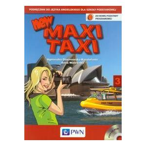 New Maxi Taxi 3. Podręcznik + CD