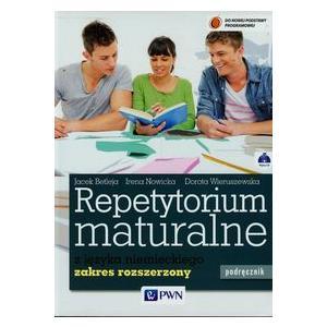 Repetytorium Maturalne z Języka Niemieckiego. Zakres Rozszerzony + CD