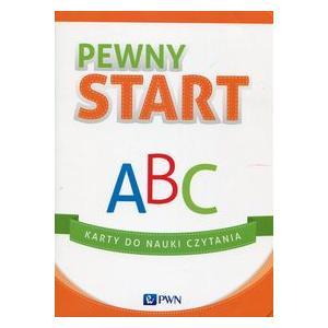 Pewny Start ABC Karty do nauki czytania