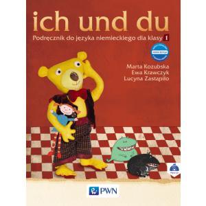 Ich Und Du. Język Niemiecki. Podręcznik Wieloletni + CD. Klasa 1. Szkoła Podstawowa