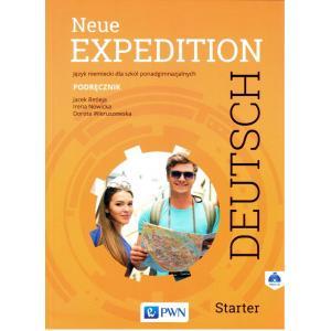 Neue Expedition Deutsch. Starter. Podręcznik Wieloletni.
