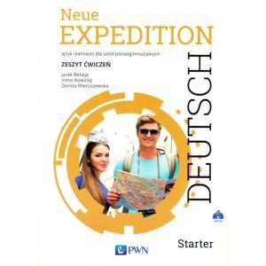 Neue Expedition Deutsch. Starter. Ćwiczenia