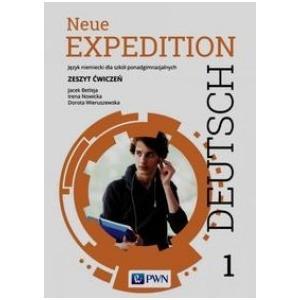 Neue Expedition Deutsch 1. Ćwiczenia