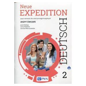 Neue Expedition Deutsch 2. Ćwiczenia