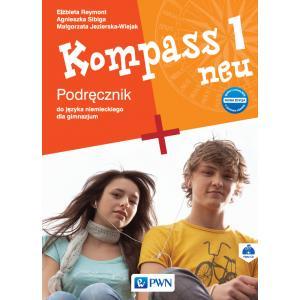 Kompass Neu 1. Podręcznik Wieloletni + CD