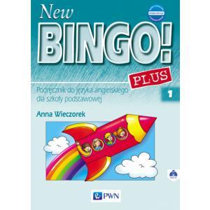 New Bingo! 1 PLUS. Podręcznik Wieloletni + CD. Język Angielski. Szkoła Podstawowa