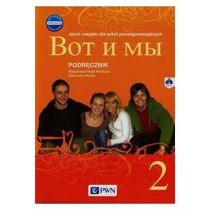 Wot i My 2. Podręcznik Wieloletni + CD