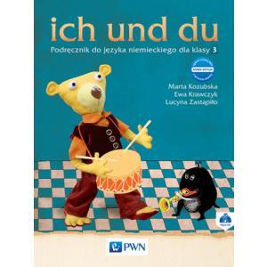 Ich Und Du. Język Niemiecki. Podręcznik Wieloletni + CD. Klasa 3. Szkoła Podstawowa