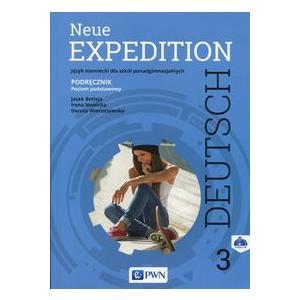 Neue Expedition Deutsch 3. Podręcznik Wieloletni