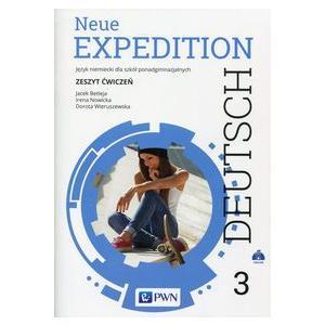 Neue Expedition Deutsch 3. Ćwiczenia