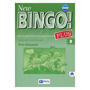New Bingo! 2 PLUS. Materiały Ćwiczeniowe (Do Wersji Wieloletniej) + CD. Język Angielski. Szkoła Podstawowa
