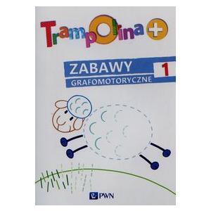 Trampolina+ Zabawy grafomotoryczne 1