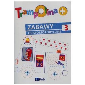 Trampolina+ Zabawy grafomotoryczne 3