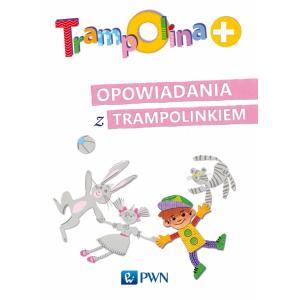 Trampolina+ Opowiadania z Trampolinkiem + CD