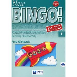 New Bingo! PLUS 1. Język Angielski. Podręcznik Wieloletni + CD. Klasa 1