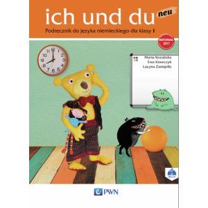 Ich Und Du Neu. Język Niemiecki. Podręcznik Wieloletni + CD. Klasa 1. Szkoła Podstawowa