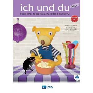 Ich Und Du Neu. Język Niemiecki. Podręcznik Wieloletni + CD. Klasa 2. Szkoła Podstawowa