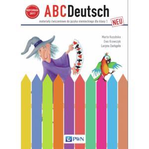 ABCDeutsch. Język Niemiecki. Materiały Ćwiczeniowe (Do Wersji Wieloletniej). Klasa 1. Szkoła Podstawowa