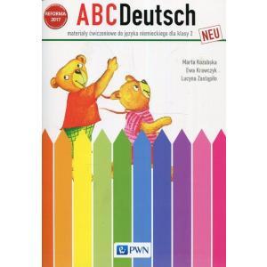 ABCDeutsch Neu. Język Niemiecki. Materiały Ćwiczeniowe (Do Wersji Wieloletniej). Klasa 2. Szkoła Podstawowa