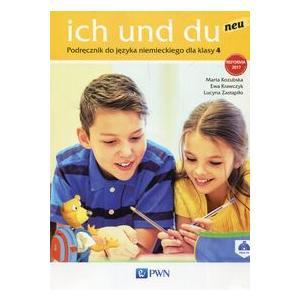 Ich Und Du. Język Niemiecki. Podręcznik Wieloletni + CD. Klasa 4. Szkoła Podstawowa