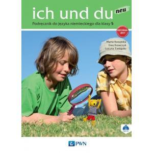 Ich Und Du Neu. Język Niemiecki. Podręcznik Wieloletni + CD. Klasa 5. Szkoła Podstawowa