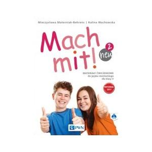 Mach Mit! 2 Neu. Język Niemiecki. Materiały Ćwiczeniowe (Do Wersji Wieloletniej). Klasa 5. Szkoła Podstawowa