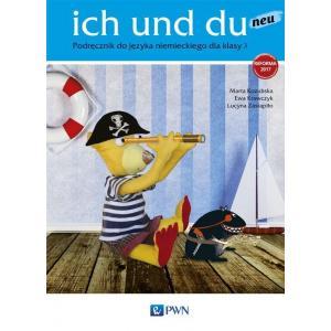 Ich Und Du Neu. Język Niemiecki. Podręcznik Wieloletni + CD. Klasa 3. Szkoła Podstawowa
