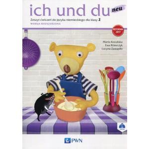 Ich Und Du Neu. Język Niemiecki. Ćwiczenia. Wersja Rozszerzona. Klasa 2. Szkoła Podstawowa