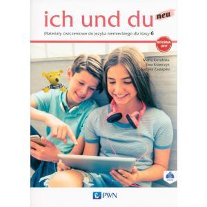 Ich Und Du Neu. Język Niemiecki. Materiały Ćwiczeniowe (Do Wersji Wieloletniej). Klasa 6. Szkoła Podstawowa