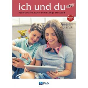 Ich Und Du Neu. Język Niemiecki. Podręcznik Wieloletni + CD. Klasa 6. Szkoła Podstawowa