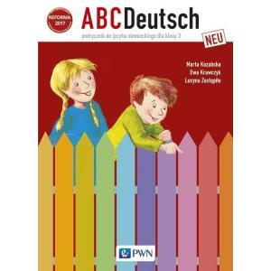 ABC Deutsch Neu. Język niemiecki. Klasa 3 (podręcznik wieloletni) NPP