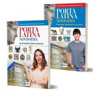 Porta Latina novissima. Język łaciński i kultura antyczna.