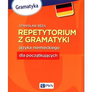 Repetytorium z gramatyki dla początkujących. Język niemiecki