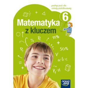 ZxxxMatematyka z kluczem kl. 6 podręcznik z broszurą
