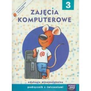 """Zajęcia komputerowe """"Szkoła na miarę"""" cz. 3 wyd. 2012"""