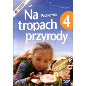 ZxxxNa tropach przyrody kl. 4 podręcznik + CD-ROM