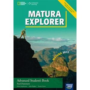 Matura Explorer Advanced. Podręcznik + CD Matura 2013