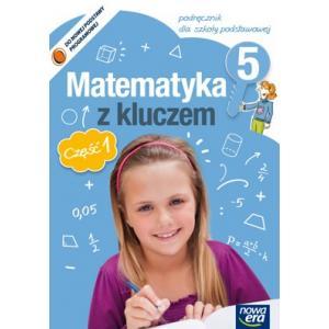 ZxxxMatematyka z kluczem kl. 5 podręcznik cz. 1 wyd. 2012