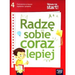 Słowa Na Start. Język Polski. Radzę Sobie Coraz Lepiej (Również Do Wersji Wieloletniej). Klasa 4. Szkoła Podstawowa
