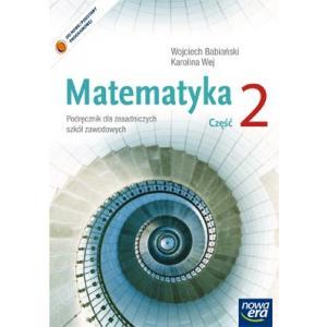 Matematyka. Podręcznik. Część 2. Zasadnicza Szkoła Zawodowa