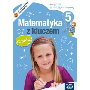 ZxxxMatematyka z kluczem kl. 5 podręcznik cz. 2 z okularami 3D wyd. 2013