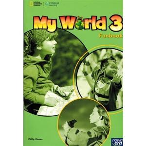 My World 3. Ćwiczenia + CD