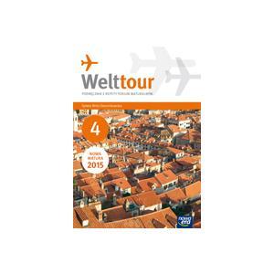 Welttour 4 podręcznik z ćwiczeniami +CD+DVD