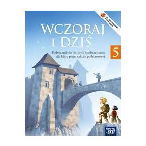 ZxxxWczoraj i dziś Historia i społeczeństwo kl. 5 podręcznik wyd. 2013