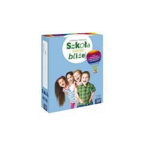 Szkoła coraz bliżej Pakiet podstawowy (materiały dla dziecka + kod dostępu do portalu Balon Blum)